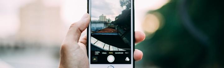 Ytterdörr & iPhone